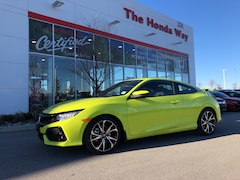 2019 Honda Civic Coupe SI MT Coupe
