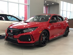 2018 Honda Civic Hatchback Type R 6MT Hatchback