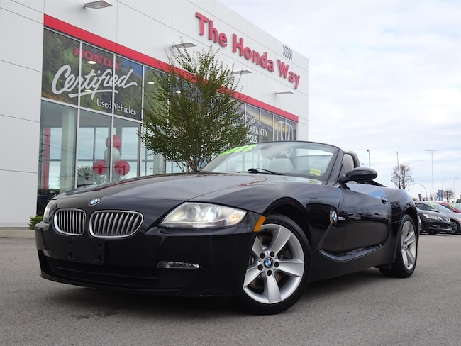 2006 BMW Z4 3.0si - LEATHER, HEATED SEATS, ALLOY WHEELS Convertible