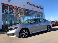 2019 Honda Civic Sedan LX CVT Sedan