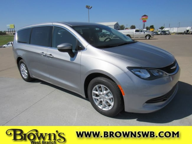 New 2019 Chrysler Pacifica LX Passenger Van in West Branch