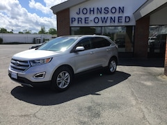 2017 Ford Edge SEL Certified SUV