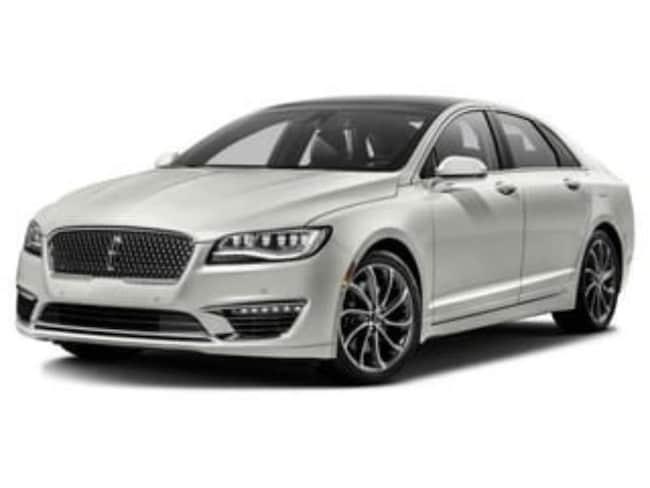 2017 Lincoln MKZ Reserve Certified SEDAN