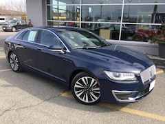 2018 Lincoln MKZ Reserve Certified SEDAN