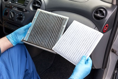 $6 off of CABIN AIR FILTER REPLACEMENT