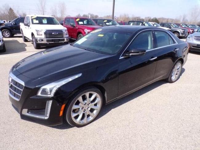 2014 Cadillac CTS 2.0 Turbo Performance Sedan