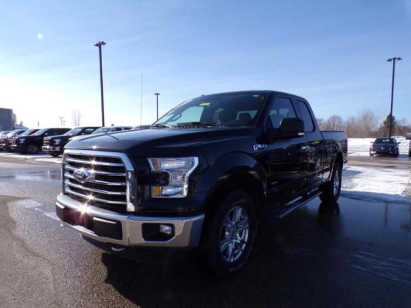 2015 Ford F-150 XLT EXTENDED CAB PICKUP