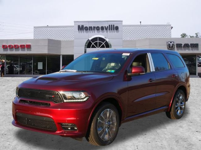 New 2019 Dodge Durango R T Awd For Sale Monroeville Pa