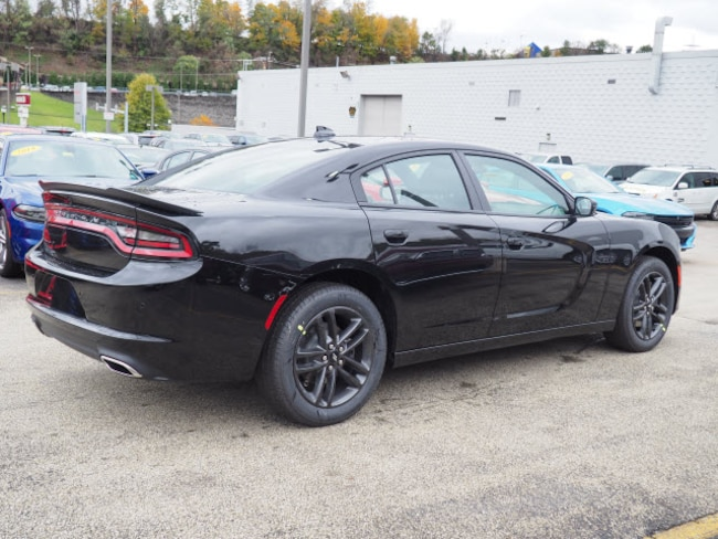New 2019 Dodge Charger Sxt Awd For Sale Monroeville Pa