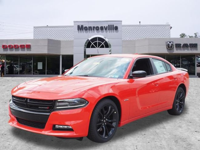 New 2018 Dodge Charger R T Rwd For Sale Monroeville Pa