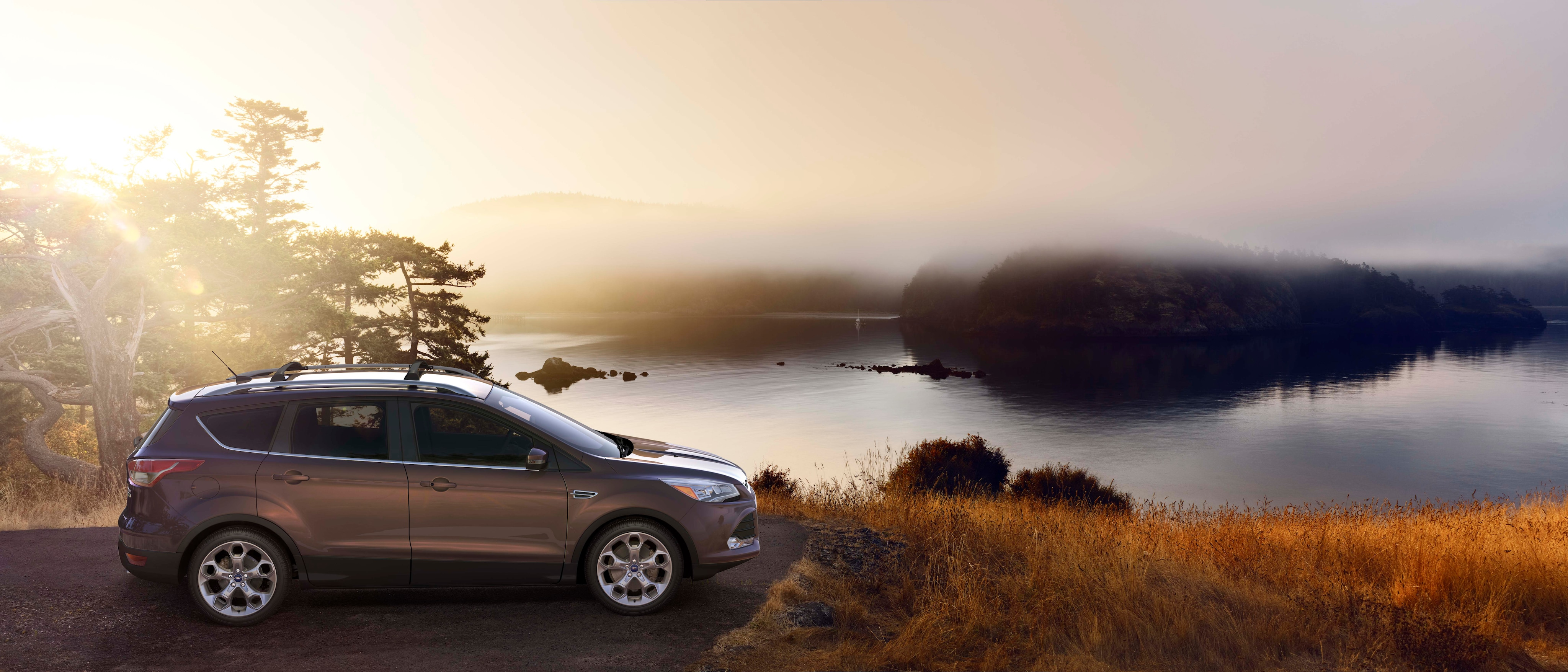 Ford Escape Vs. Honda CR V In Orange County