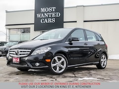 2014 Mercedes-Benz B250 HEATED SEATS | ALLOYS | BLUETOOTH Hatchback