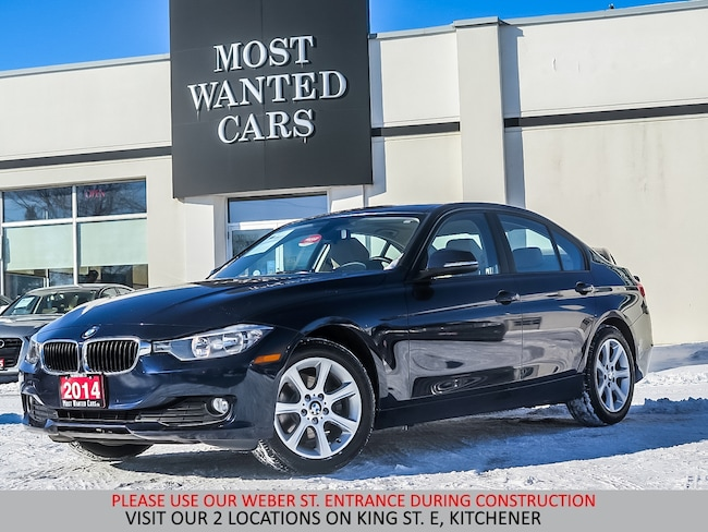 2014 BMW 320i xDrive | HEATED SEATS | BLUETOOTH Sedan