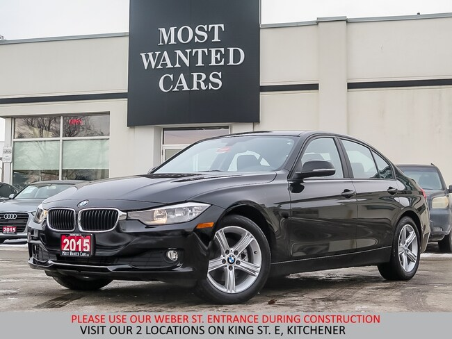 2015 BMW 320i xDrive | LEATHER | NO ACCIDENTS Sedan