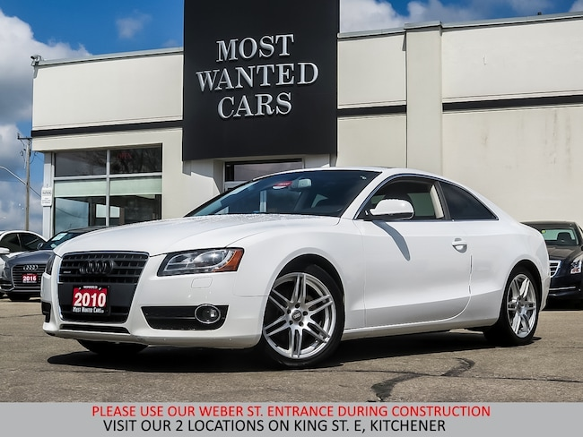 2010 Audi A5 QUATTRO | NAVIGATION | CAMERA Coupe