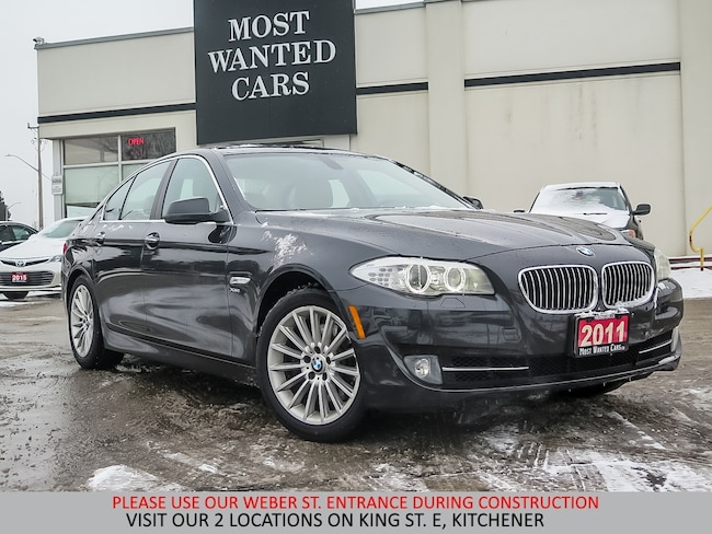 2011 BMW 535i xDrive | HEATED SEATS | HEATED STEERING WHEEL Sedan