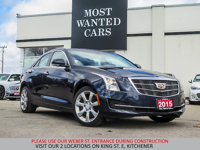2015 Cadillac ATS Turbo LUXURY AWD | NAVIGATION | CAMERA Sedan