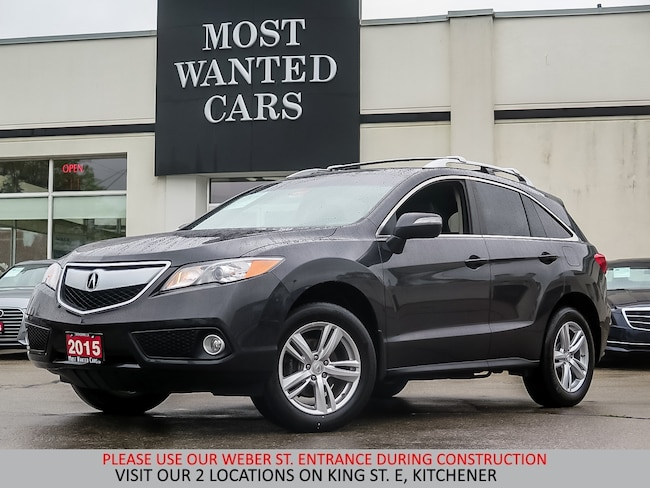 2015 Acura RDX AWD w/ TECH PACKAGE | NAVIGATION | CAMERA | REMOTE SUV