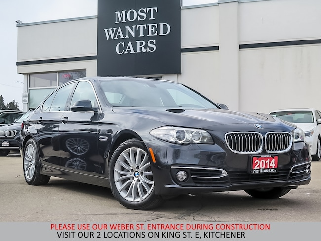 2014 BMW 528xi xDrive | NAVIGATION | CAMERA | H/K SOUND Sedan