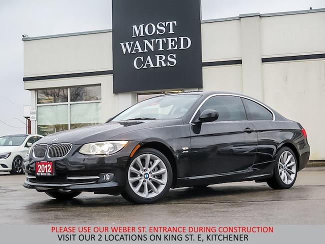 2012 BMW 335xi xDrive | *COUPE* | TURBO | HIFI SOUND Coupe