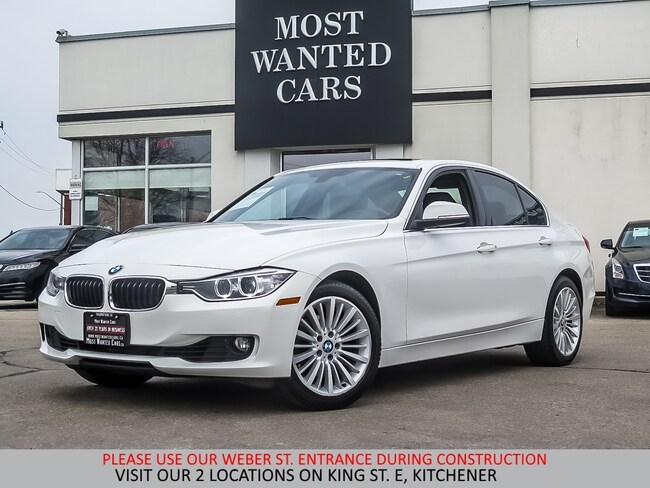 2015 BMW 328xi xDrive LUXURY | NAVIGATION | SUNROOF | HEATED SEAT Sedan