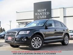 2014 Audi Q5 3.0L TDI Technik | NAVIGATION | BLIND | LANE SUV