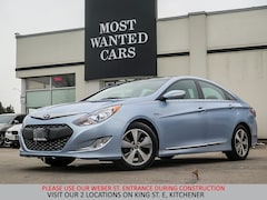 2012 Hyundai Sonata Hybrid PREMIUM | NAVIGATION | CAMERA | LEATHER | SUNROOF Sedan