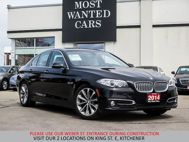 2014 BMW 528xi xDrive | NAVIGATION | 360 CAMERA | H/K SOUND | XEN Sedan