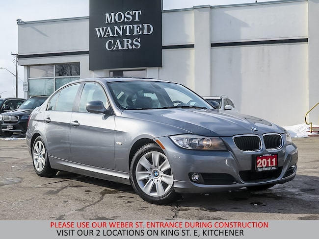 2011 BMW 323i HEATED SEATS | ALLOYS | PUSH BUTTON Sedan