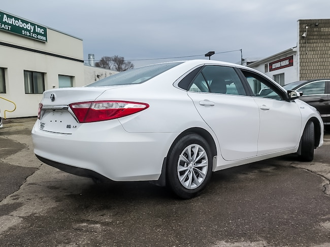 Used 2016 Toyota Camry Hybrid For Sale at THEO MOTORS | VIN