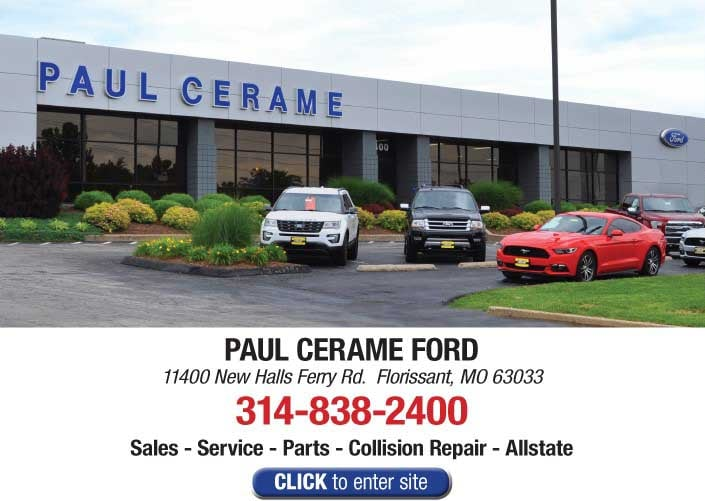 Paul Cerame Kia >> The Paul Cerame Auto Group | New Ford Dealership in Saint Louis, MO