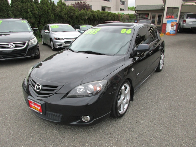 2006 Mazda Mazda3 s Touring Hatchback
