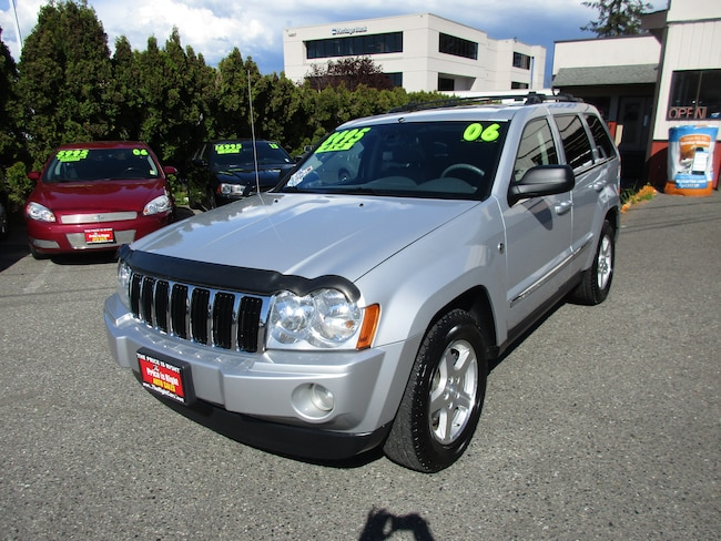 2006 Jeep Grand Cherokee Limited SUV