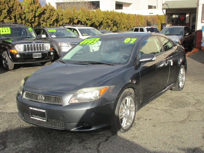 2007 Scion tC Base Coupe