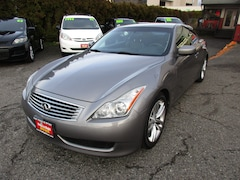 2008 INFINITI G37 Base Coupe