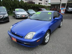 2001 Honda Prelude Base Sequential Sport Shift Coupe