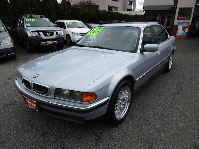 1998 BMW 740iL Sedan