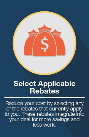 Select Applicable Rates