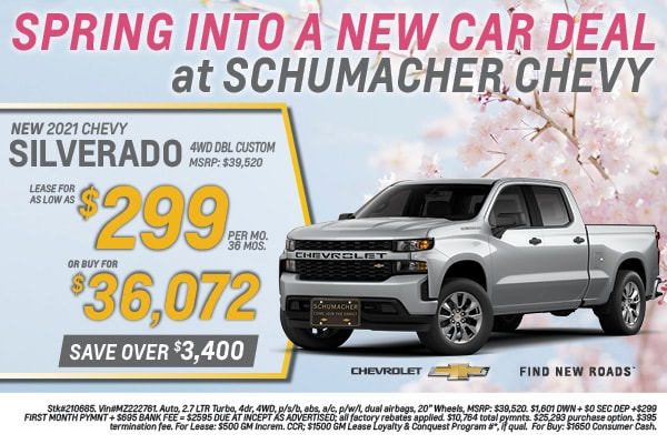 Schumacher Chevrolet Of Clifton New Chevrolet Dealership In Clifton Nj