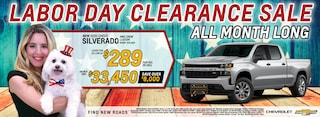 2020 Chevrolet Silverado September
