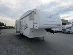 2002 KEYSTONE RV COUGAR 286 EF FIFTH-WHELL