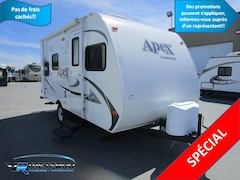 2013 COACHMEN Apex Ultra-Lite 18BH