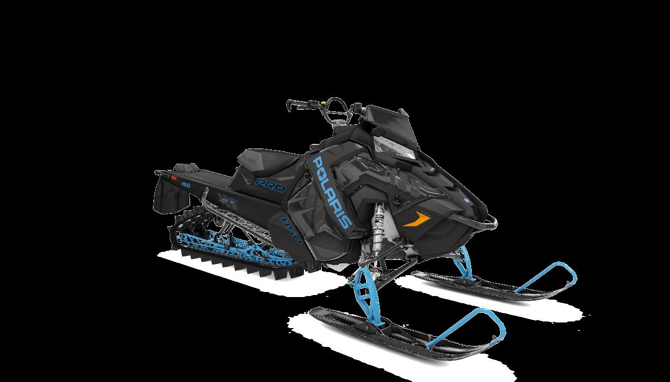 2020 POLARIS 800 PRO-RMK 155 SNOWCHECK GARANTIE DE 4 ANS