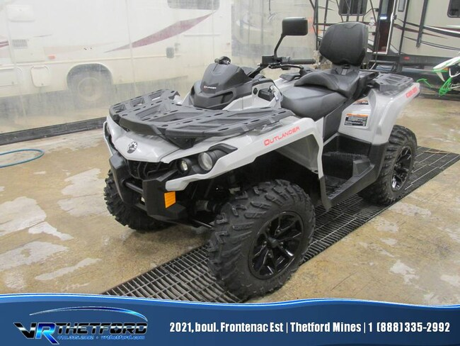 2017 CAN-AM Outlander Max 650 DPS