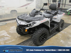 2017 CAN-AM Outlander Max 650 DPS LIQUIDATION !!