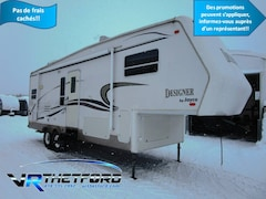2001 JAYCO DESIGNER 27.5 RKS FIFTH WHEEL