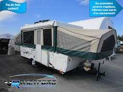 2010 FOREST RIVER FLAGSTAFF 625D SLIDE-OUT LOISIRS