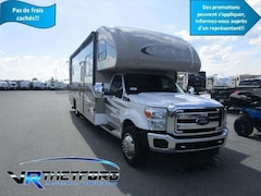 2014 FOUR WINDS THOR M-33SW F-550 SUPER DUTY
