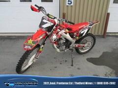 2011 HONDA CRF250