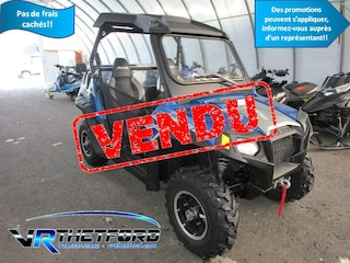 2013 POLARIS RZR 800 EPS LE SERVODIRECTION